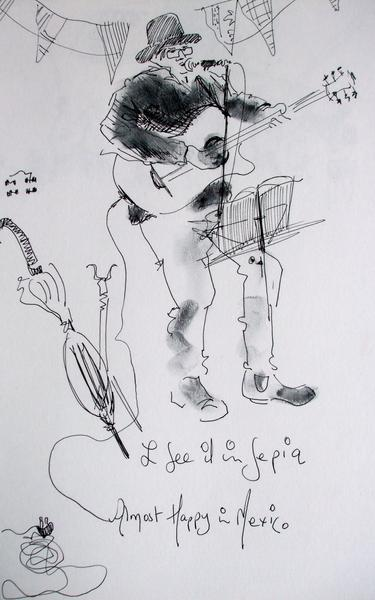 Wychwood Festival Live Sketching by Pauline Williams Art.JPG